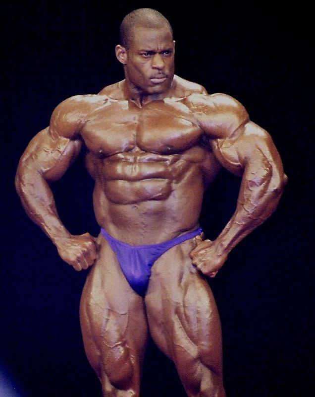 Винс тейлор (бодибилдер) - vince taylor (bodybuilder)