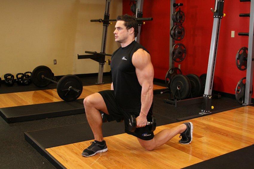 Как накачать ноги в домашних условиях мужчине