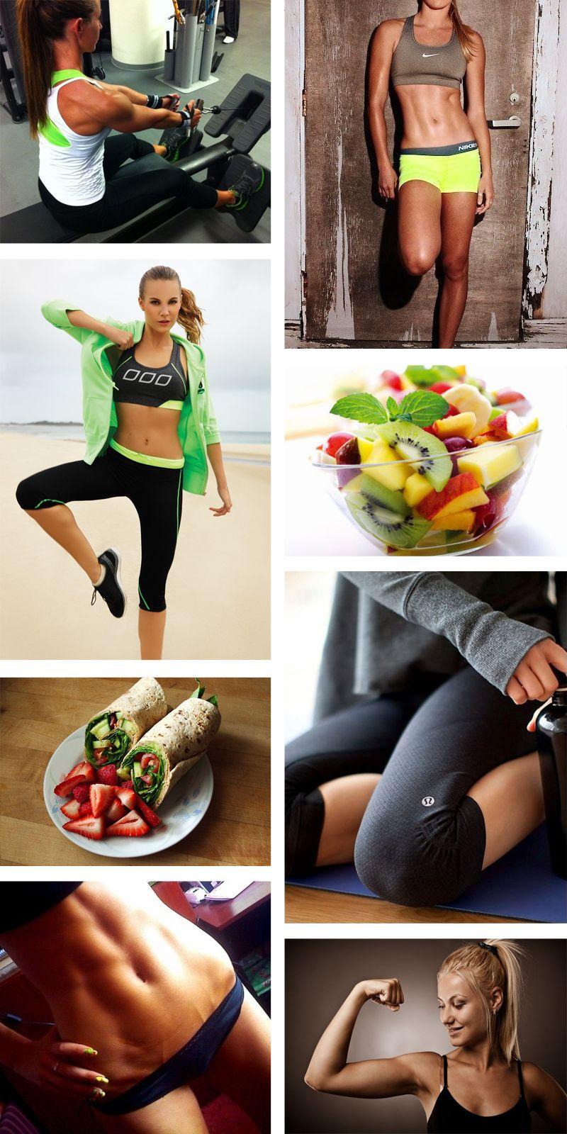 Питание для фитнеса для девушек: получи от тренировок максимум