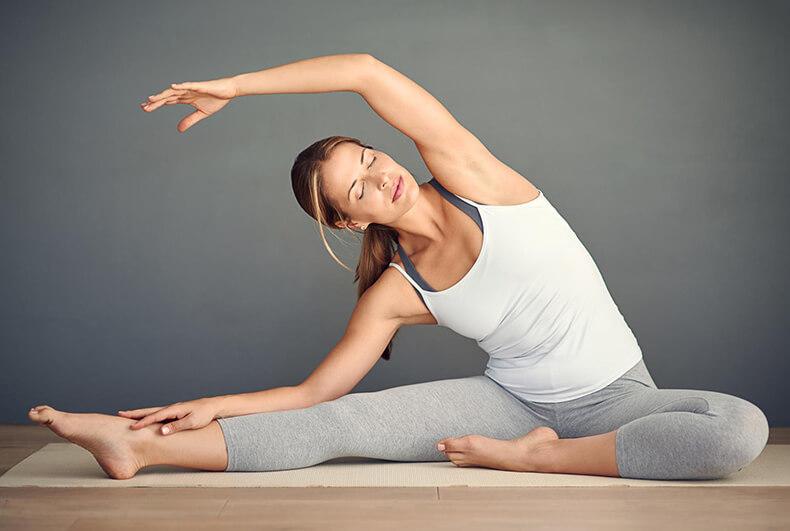 Стретчинг для похудения в домашних условиях — польза и техника выполнения упражнений | | красота и питание - все о зож