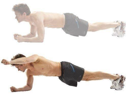 Упражнения для кора для мужчин