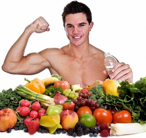 Вегетарианство и спорт
