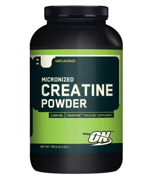 Креатин моногидрат от optimum nutrition: creatine 2500 caps и micronized creatine powder