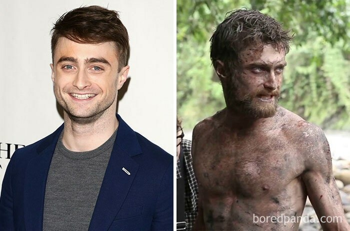 19 актеров до и после грима