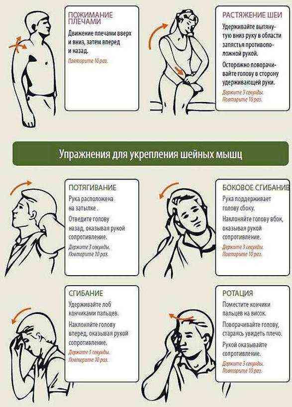 Болит шея - к какому врачу обратиться: куда идти