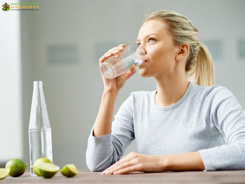 Лечебное голодание в домашних условиях. голодание на воде