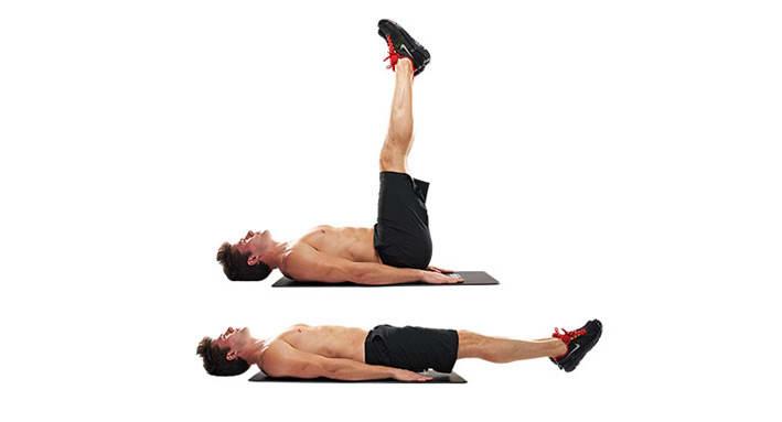 Подъем ног в упоре: какие мышцы работают, техника на пресс в тренажере на брусьях