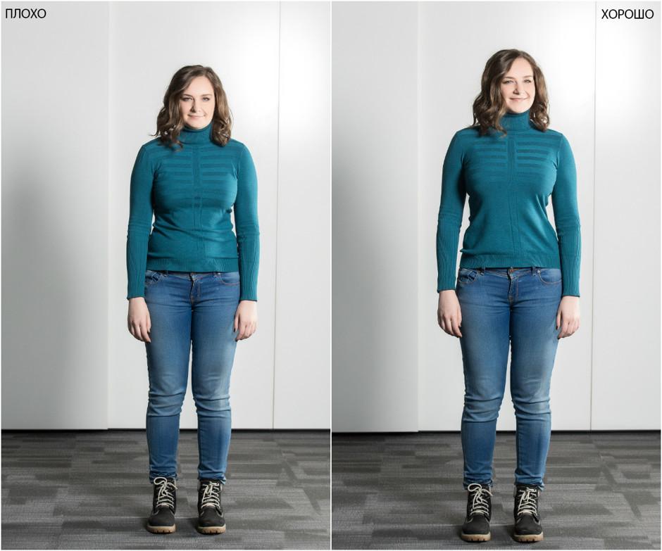 Как одеваться худым девушкам: лучшие фото образы для стройных леди
