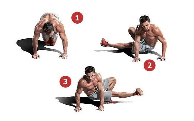 15 упражнений для кора мужчин и женщин.