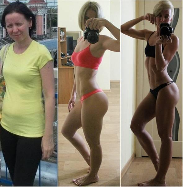 Силовые тренировки и похудение