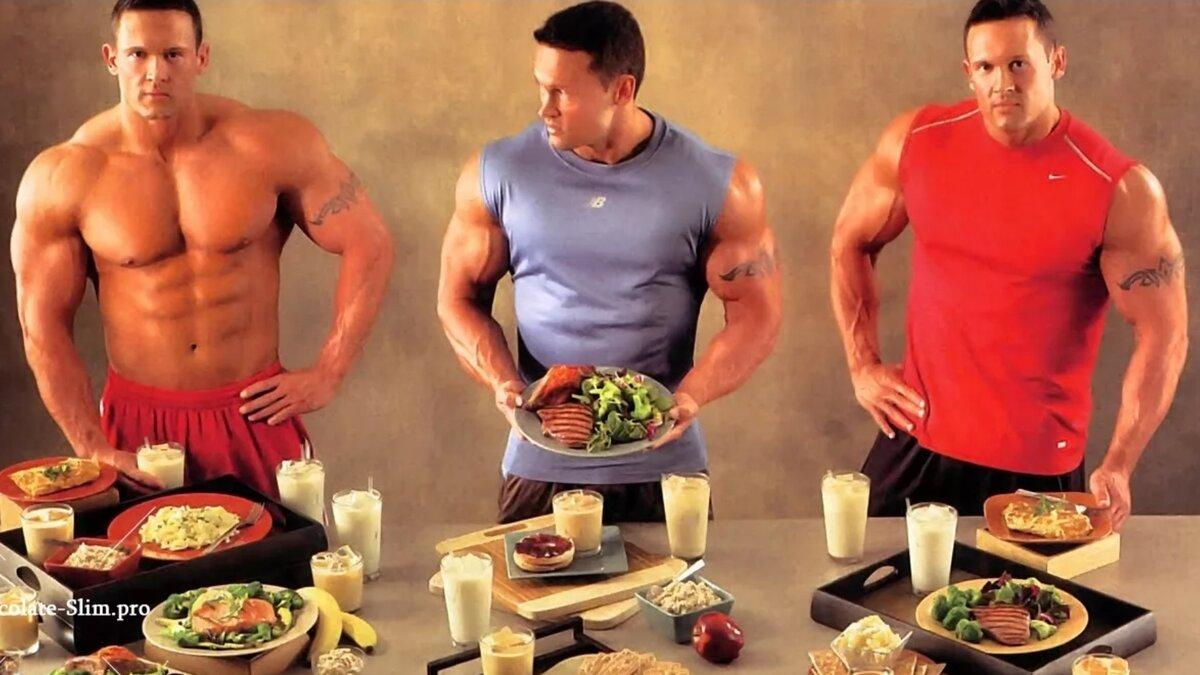 Питание для спортсменов на каждый день: таблица правильного спортивного питания