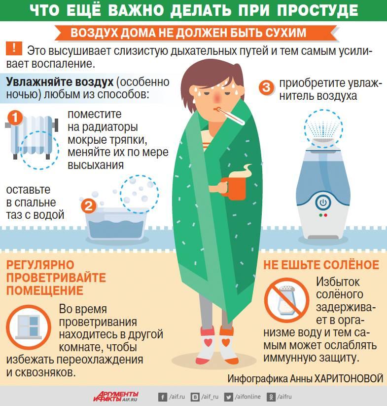 Почему простуду на самом деле нет смысла лечить
