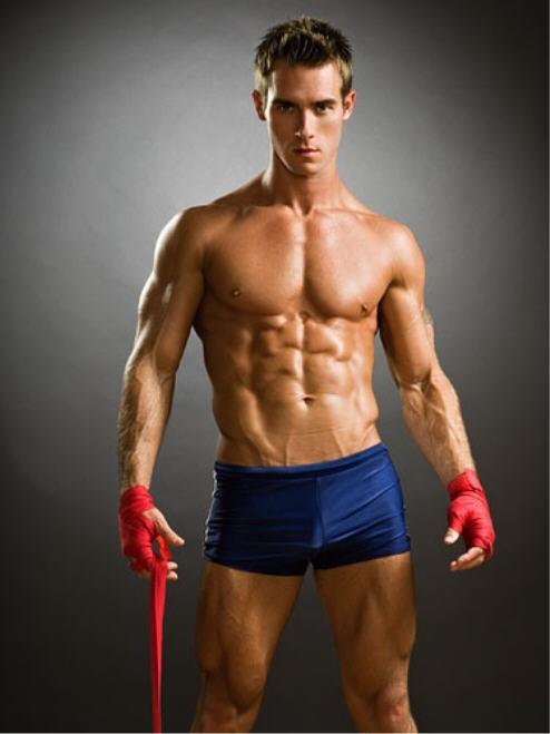 Идеальные пропорции мужского тела: таблица соотношения параметров
