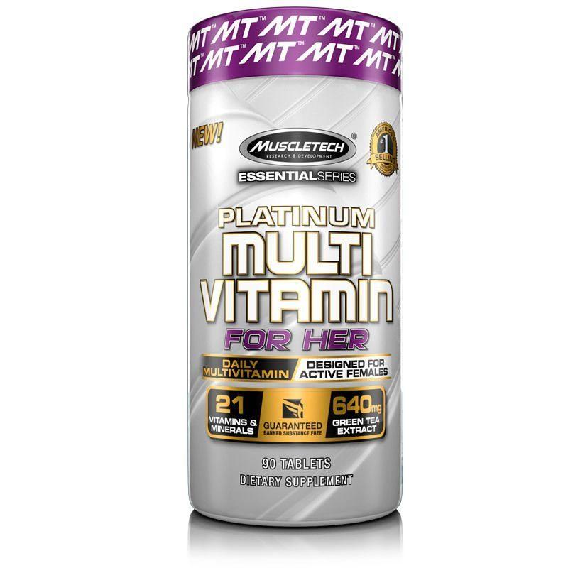 Platinum multi vitamin 90 таб. muscletech (1548613) купить от 594 руб в ростове-на-дону, отзывы, видео обзоры и характеристики