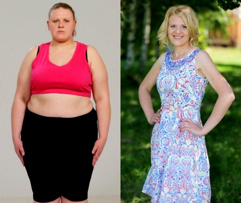 Истории похудения: фото до и после, а также советы для снижения веса • твоя семья - информационный семейный портал