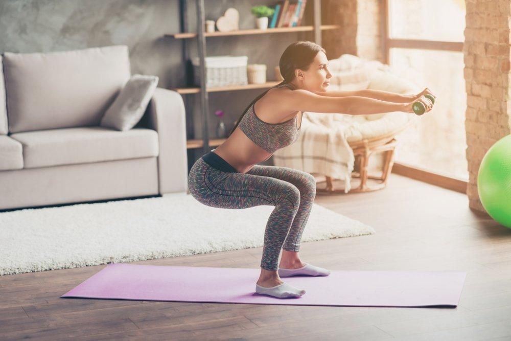Занятия, приносящие пользу всему организму! программа круговых тренировок для девушек и женщин