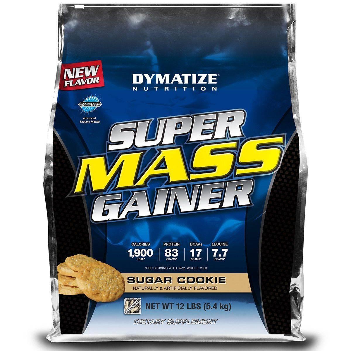 Super mass от dymatize: для чего нужен и как принимать гейнер
