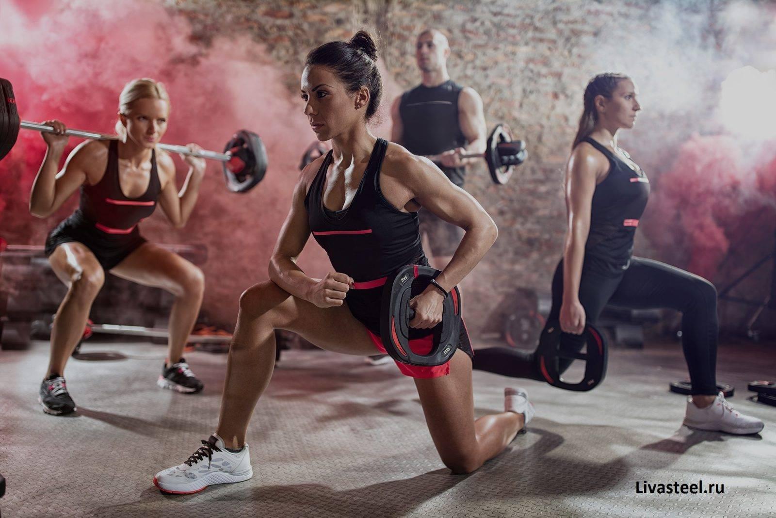 Интервальные тренировки — принципы и рекомендации