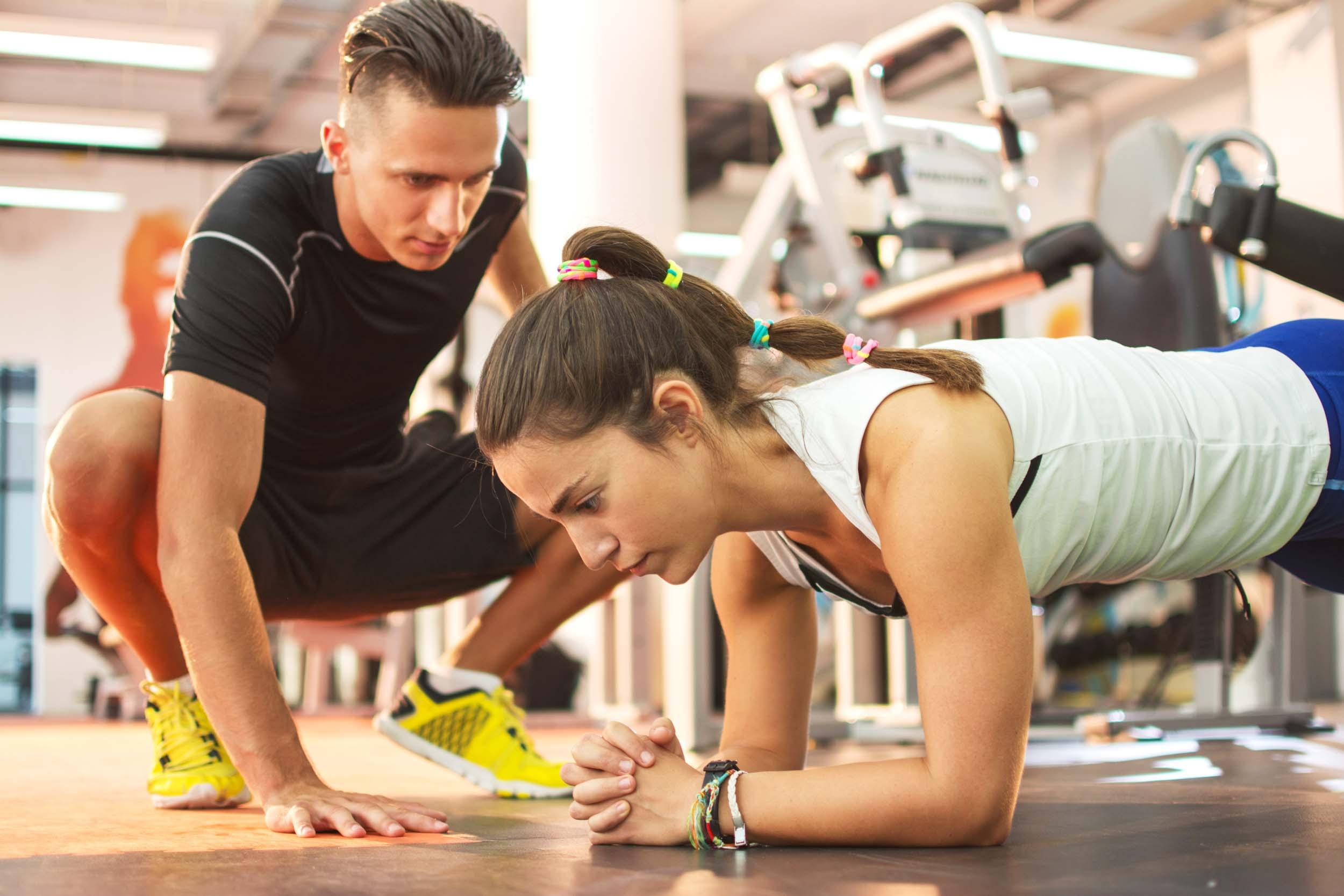 Как составить программу тренировок в тренажёрном зале: 7 важных правил