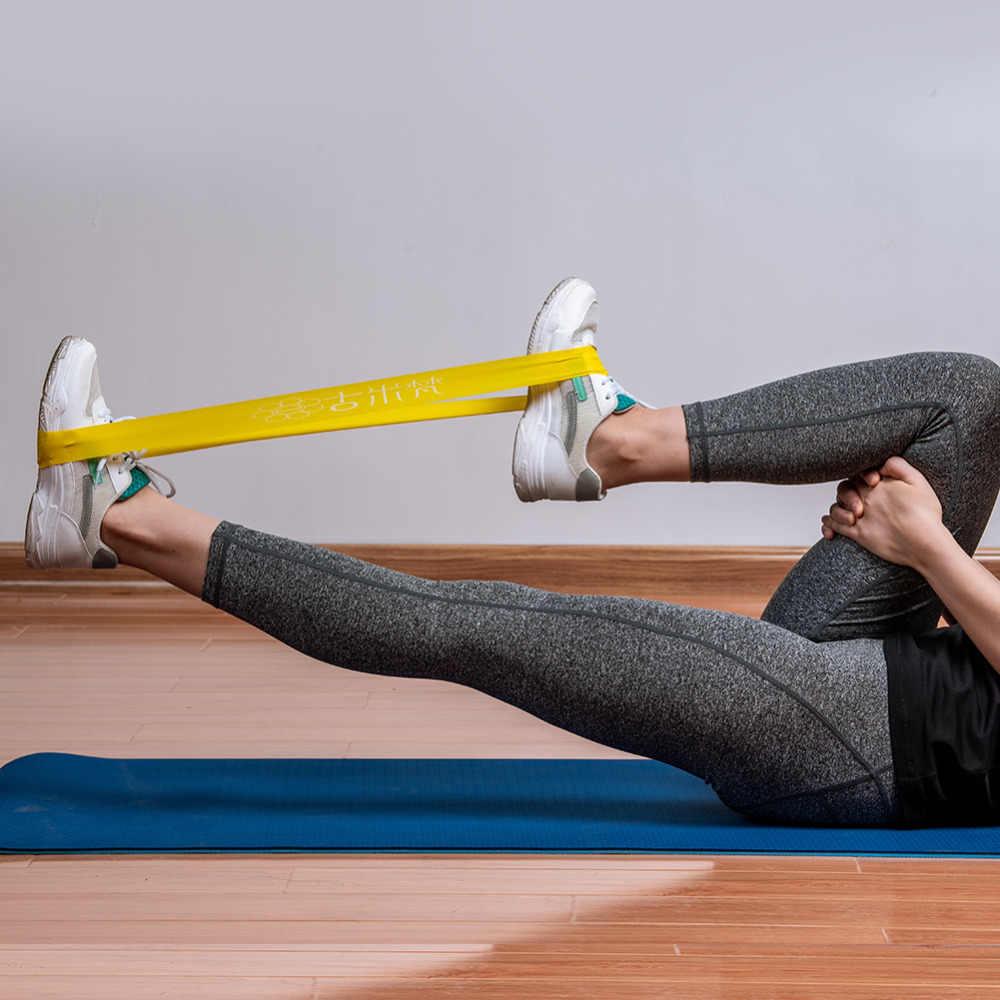 Упражнения с резинкой для ног и ягодиц: реально работающие