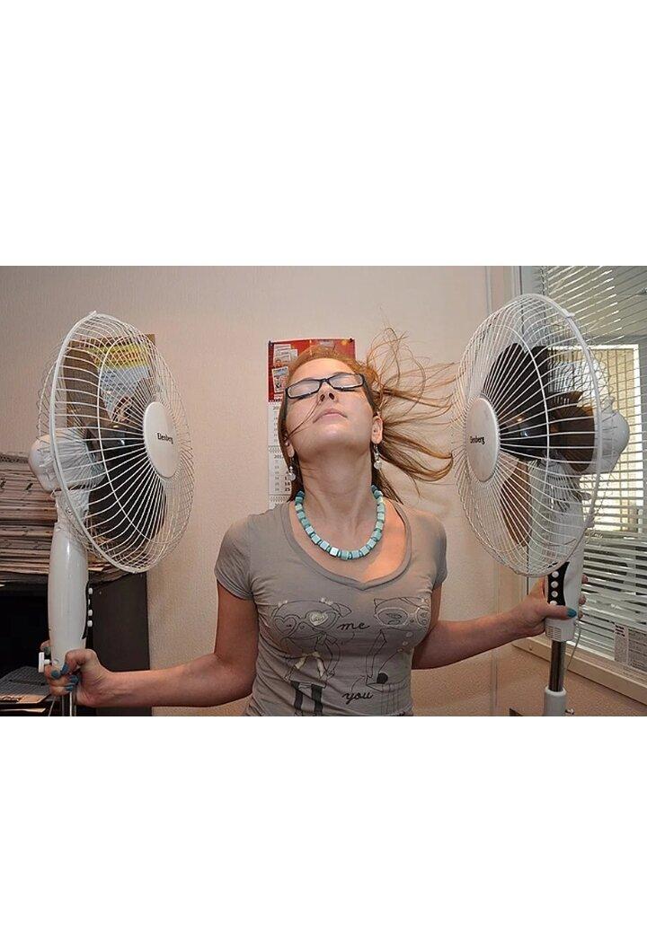 Как спастись в жару без кондиционера — охлаждаем комнаты в квартире