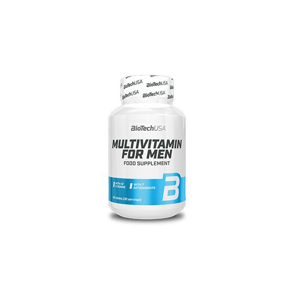 Как принимать витамины multivitamin for men