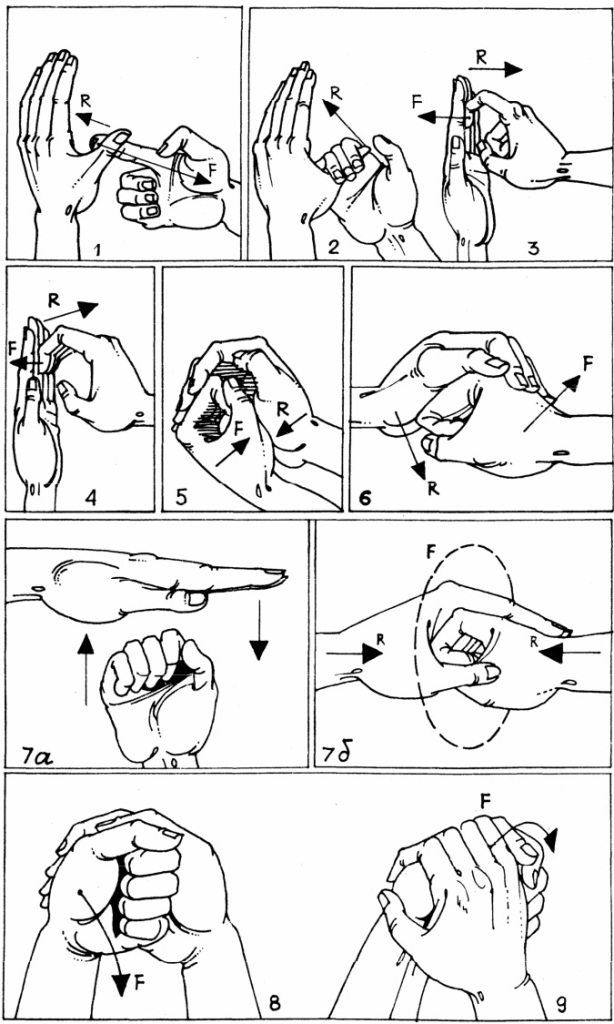Как накачать руки в домашних условиях: упражнения и техника выполнения