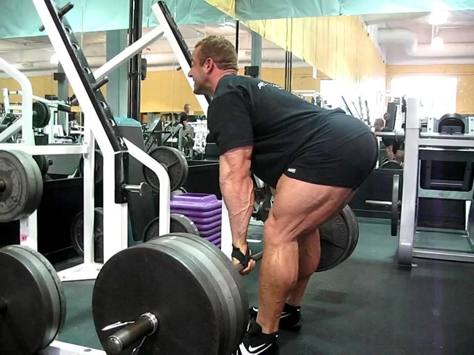 Становая тяга сумо — правильная техника