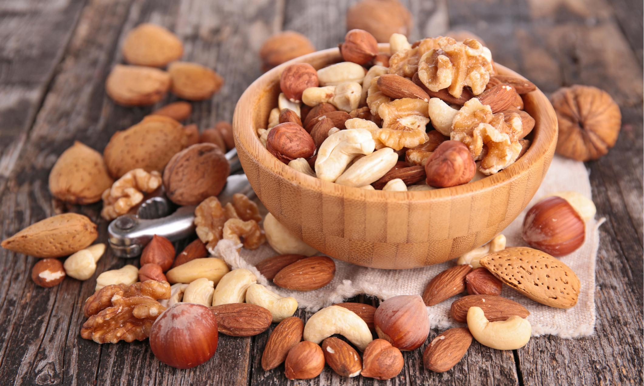 Можно ли поправиться (потолстеть) от орехов - орех эксперт