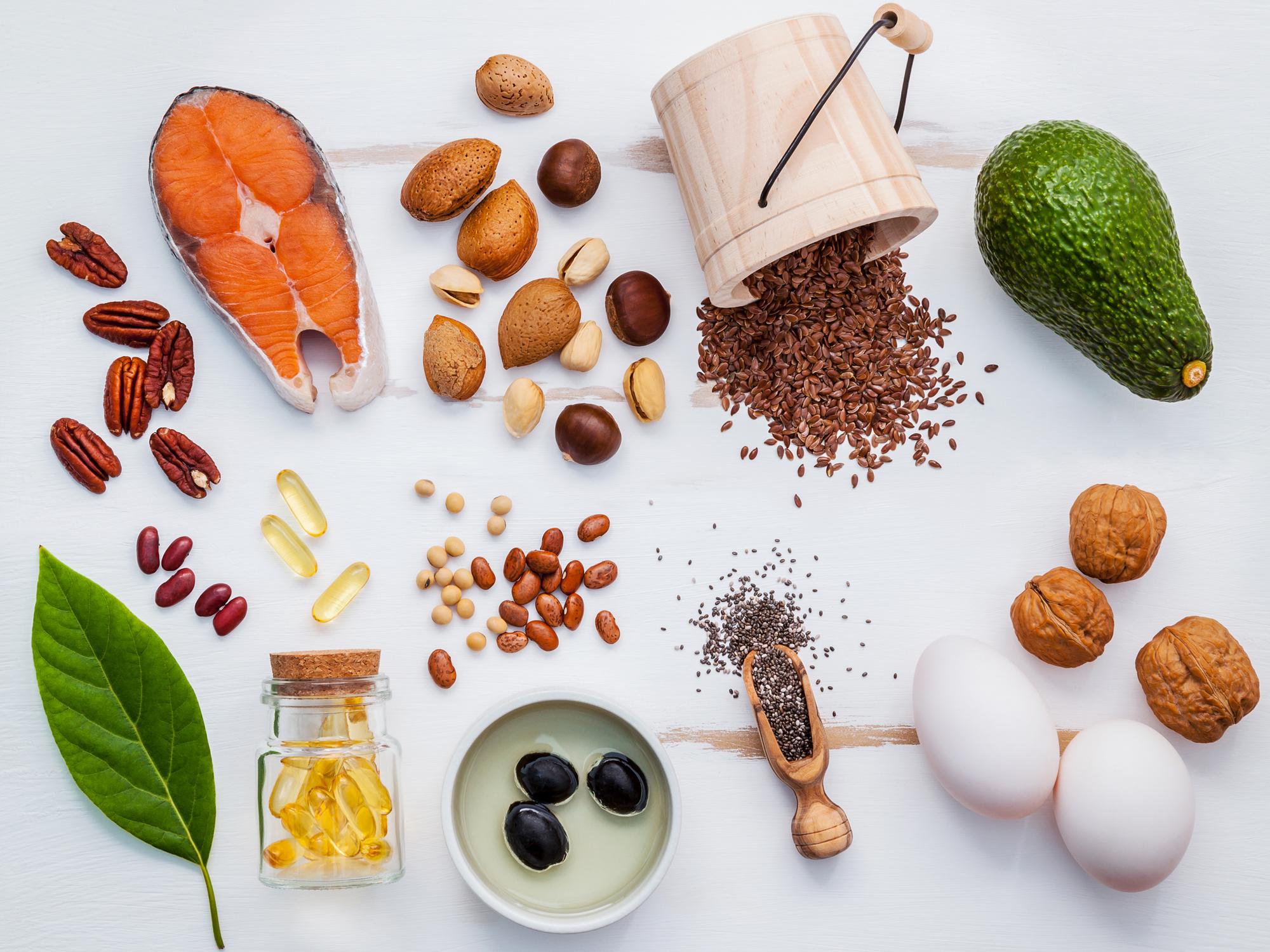 12 продуктов с высоким содержанием омега-3 жирных кислот | пища это лекарство