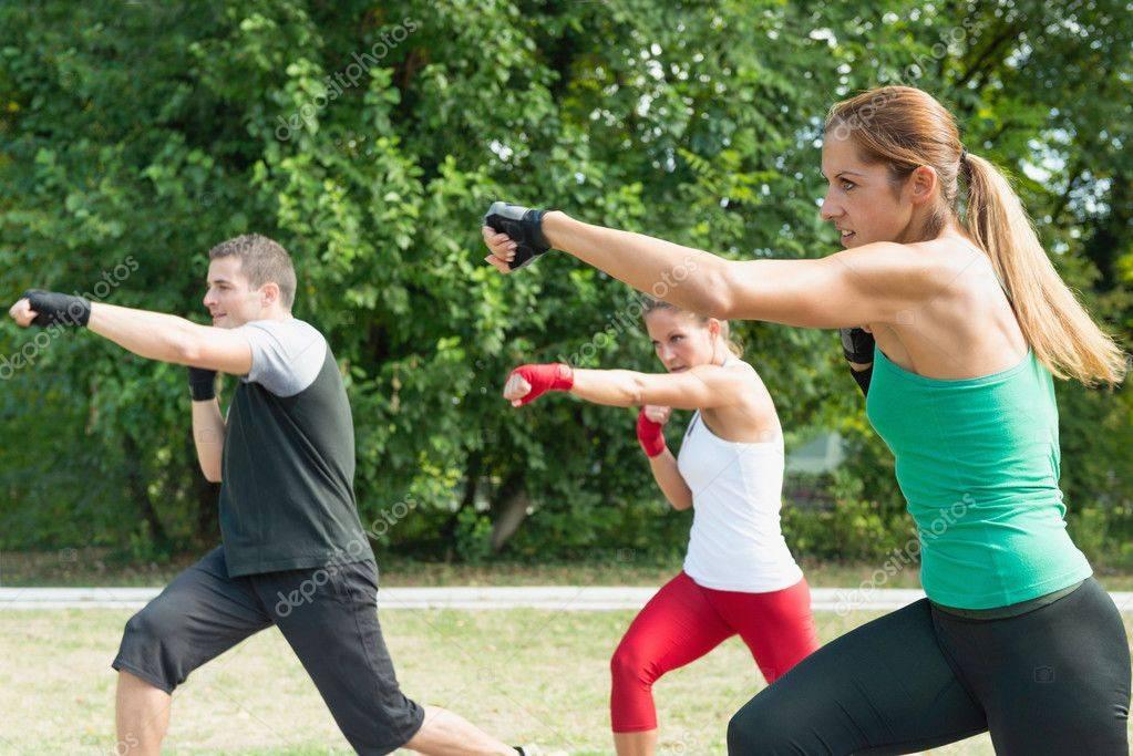Тай-бо эффективный фитнес для тех, кто хочет быть здоровым