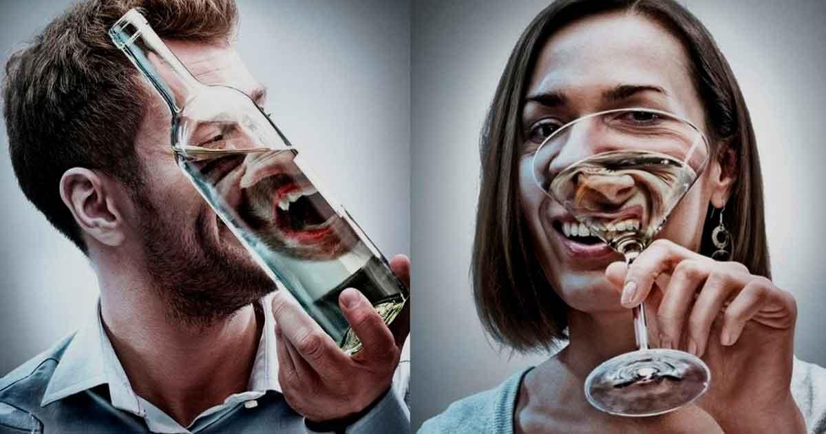 Почему люди начинают злоупотреблять алкоголем
