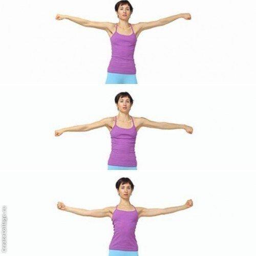 Йога при артрозе плечевого сустава