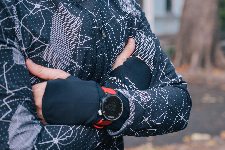 Как одеваться для бега в осенний сезон