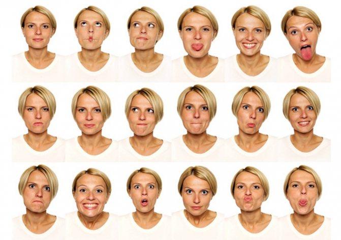 Как похудеть в лице – эффективные способы сдувания щек