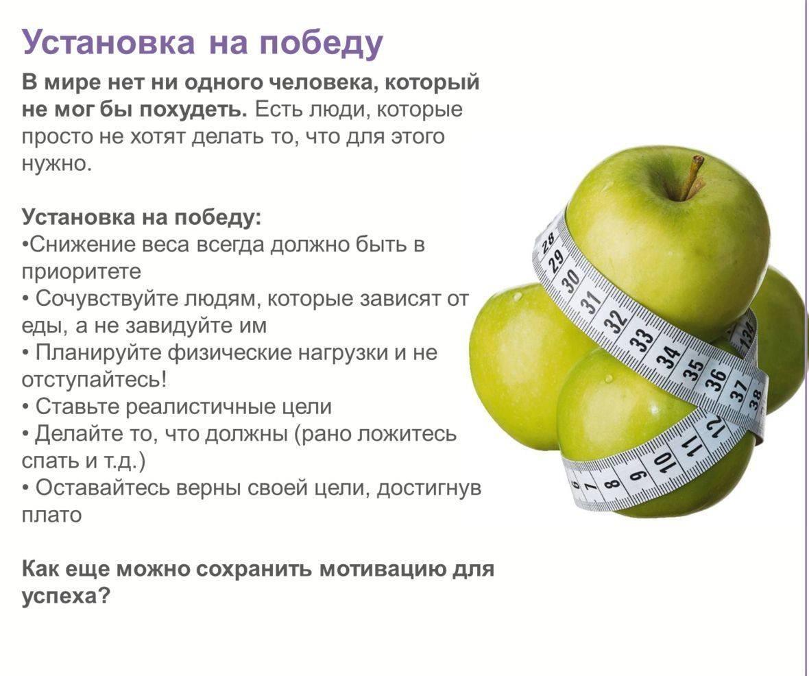 Питание для похудения. что, как и когда есть, чтобы похудеть?