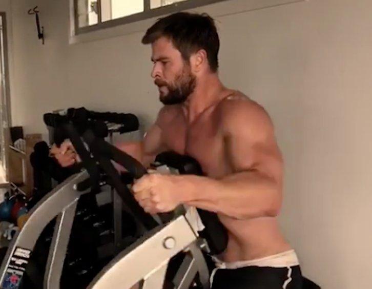 Крис хемсворт: фото, питание, тренировки и жизнь актера | gq russia