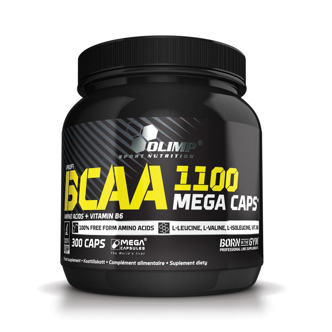 Как принимать mega size bcaa 1000 caps от optimum nutrition