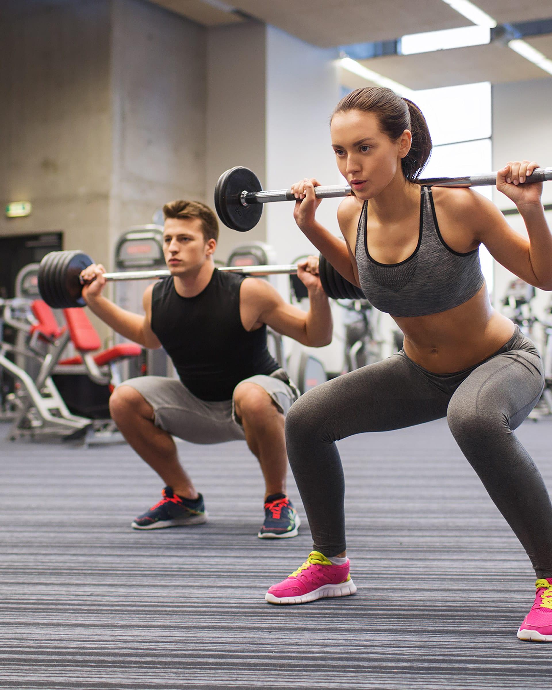 Кому подходят тренировки body pump