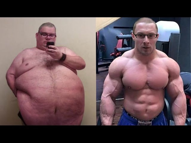 Кому проще набрать мышечную массу - толстому или худому?