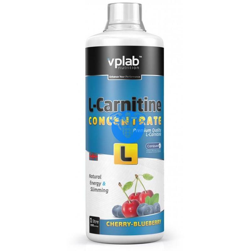 L-carnitine concentrate от vplab как принимать состав и отзывы