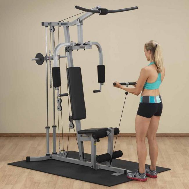 Лучшие тренажер для дома на все группы мышц. как выбрать многофункциональный тренажер для дома