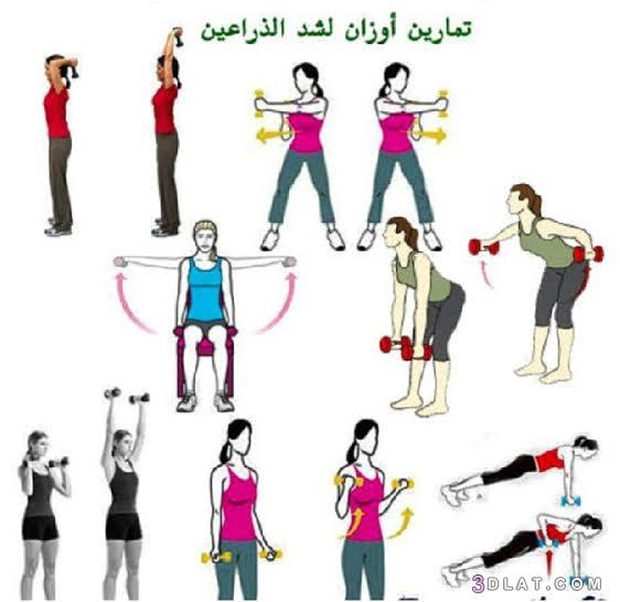 Что делать, чтобы похудели руки и плечи