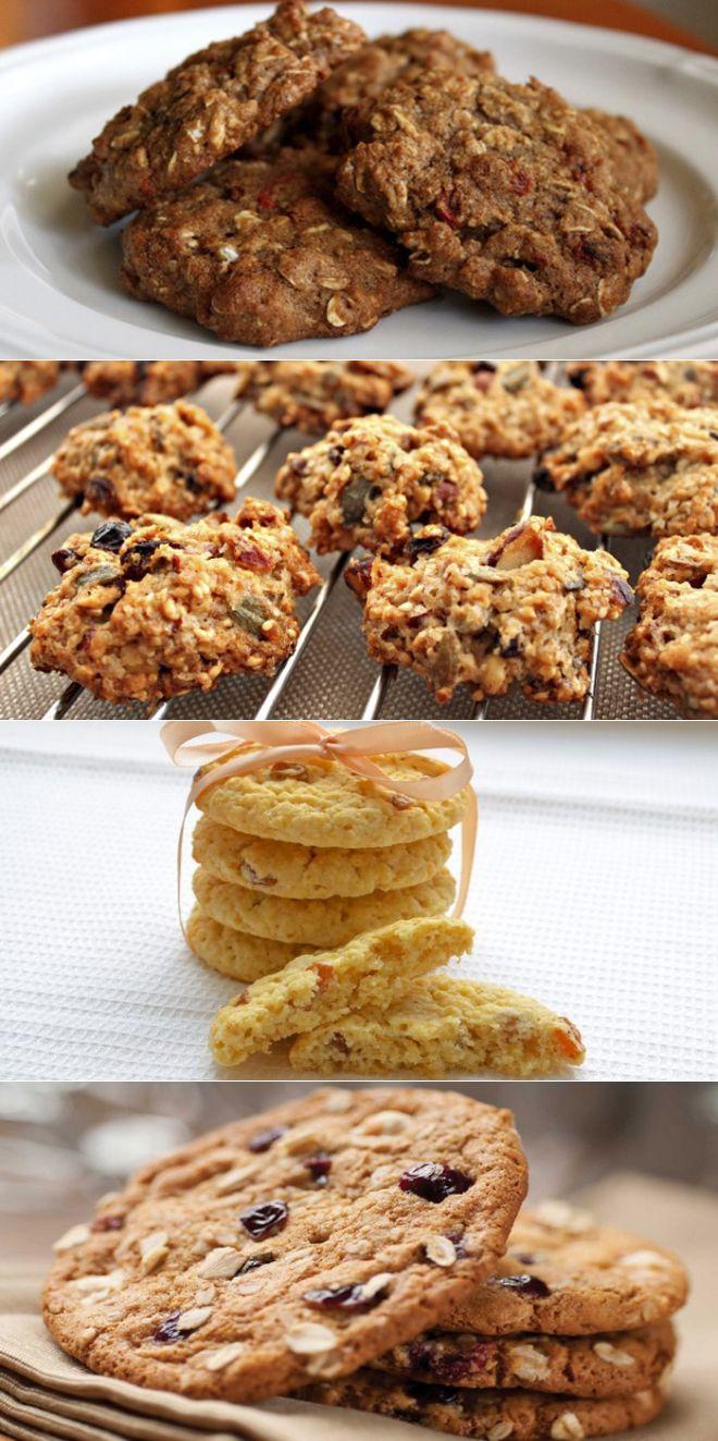 Диетическое овсяное печенье: 11 лучших рецептов