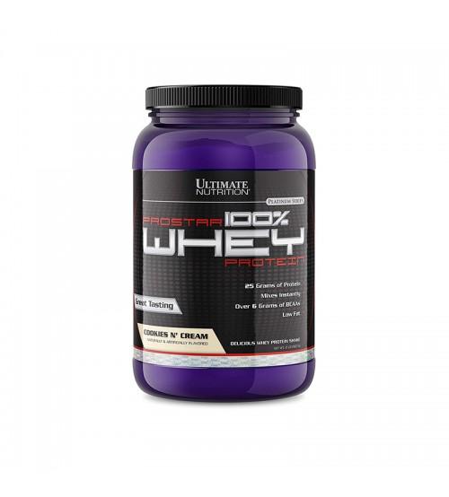 Prostar 100% whey protein от ultimate nutrition - спортивное питание на dailyfit