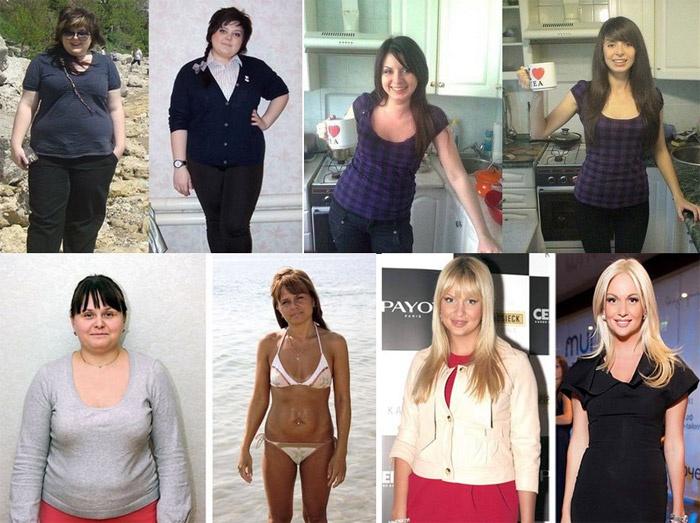Голодание 21 день фото до и после