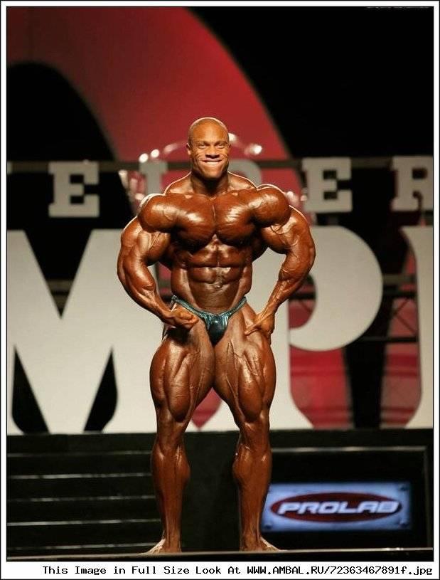 Фил хит (phil heath) сша - bodybuilding pro