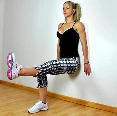 Техника выполнения упражнения стульчик. упражнение стульчик — как правильно делать и какие мышцы работают при приседаниях у стены