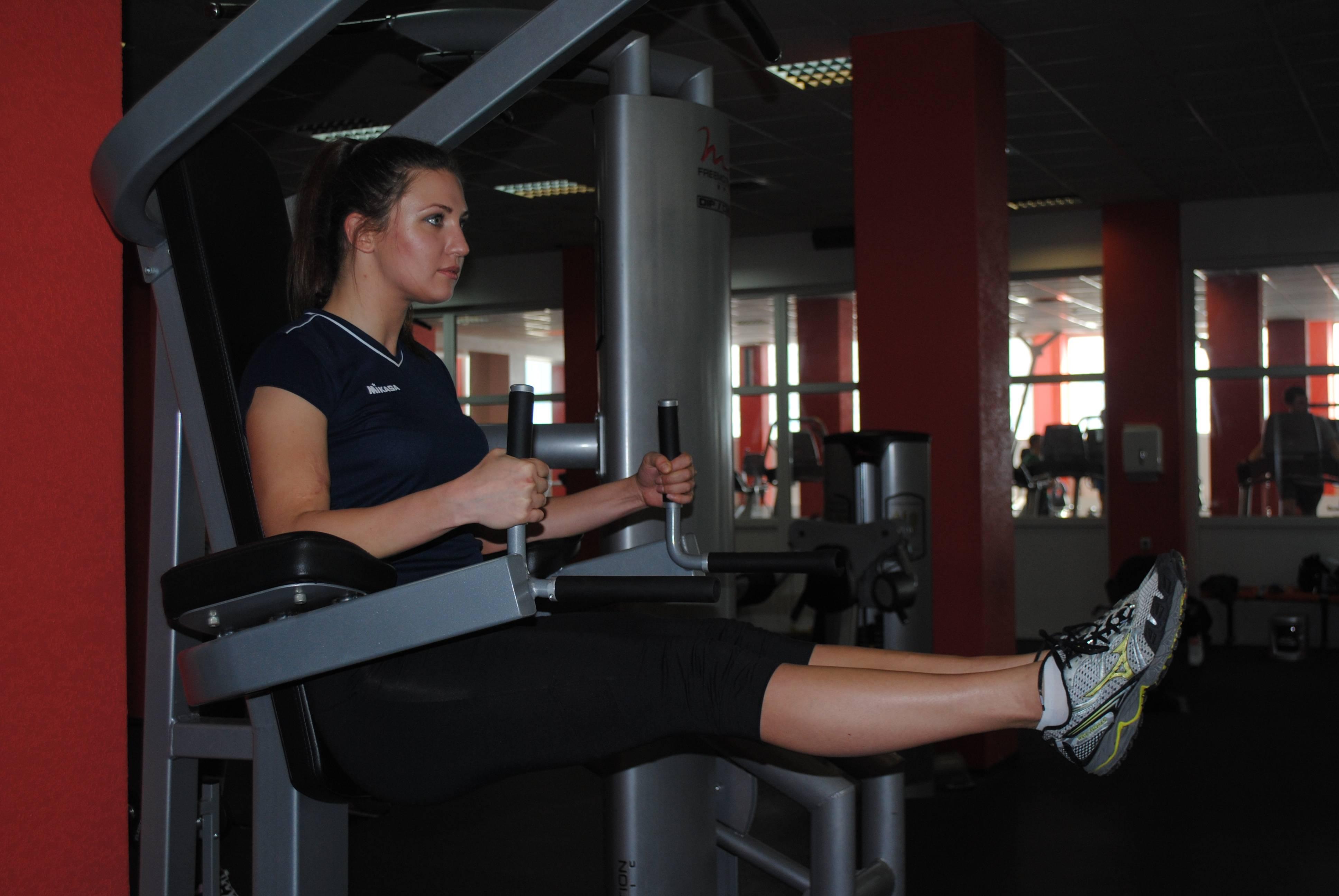 Как правильно выполнять бег в упоре лёжа?
