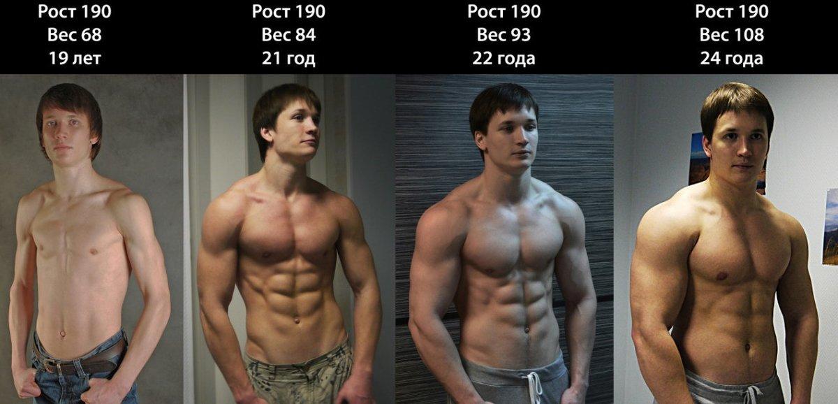 Сколько раз в неделю тренироваться —и сколько восстанавливаются мышцы?